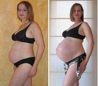 Que faire si pendant la grossesse fait mal le dos