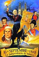 Resumen de la Independencia de México 16 de Setiembre