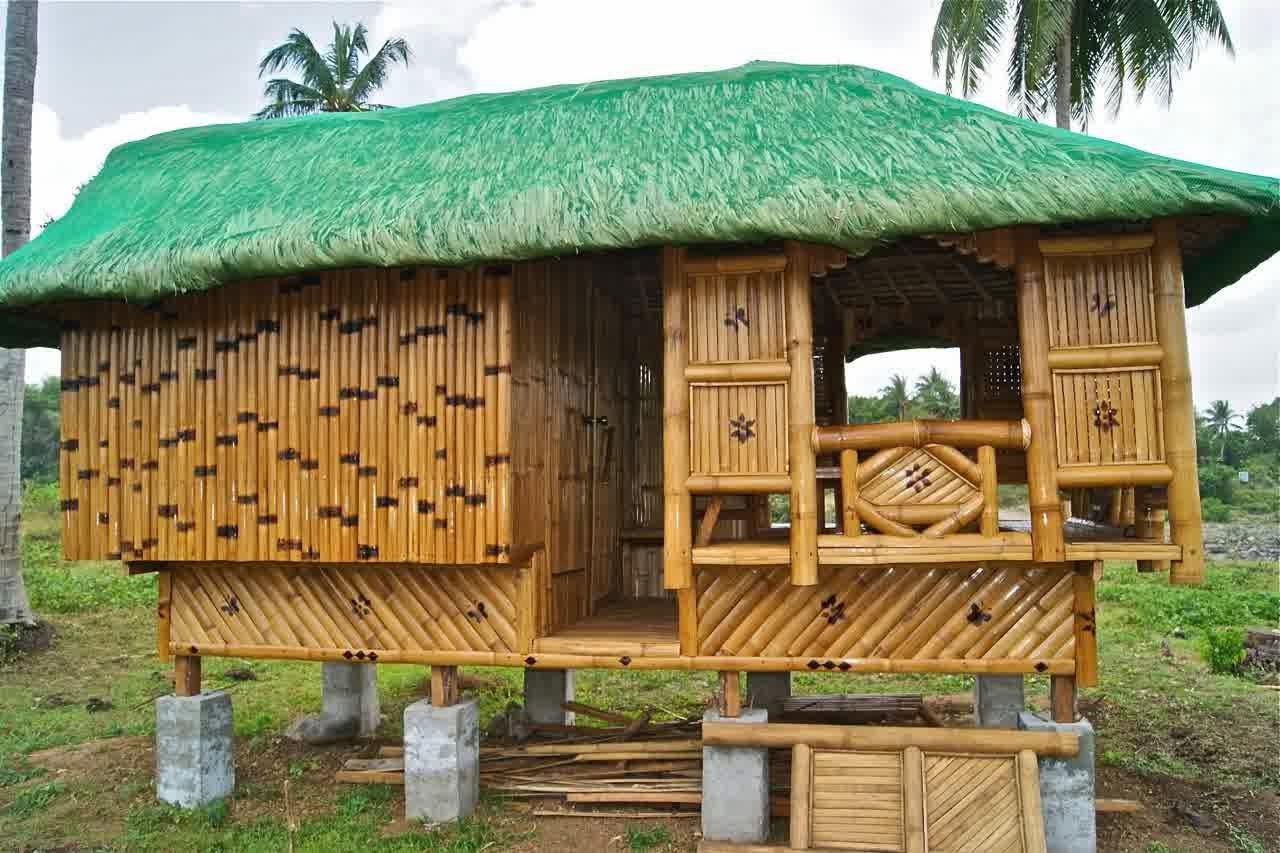 Efecto casa de bambú