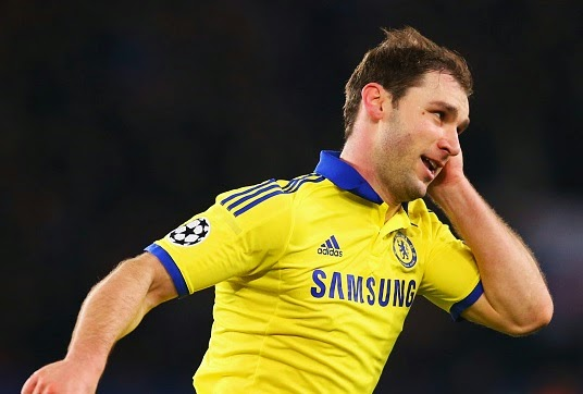 Chelsea defender Branislav Ivanovic set for PSG move