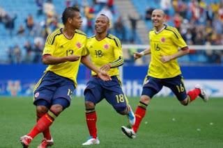 Resultado Partido Chile (2) Vs Colombia (0)