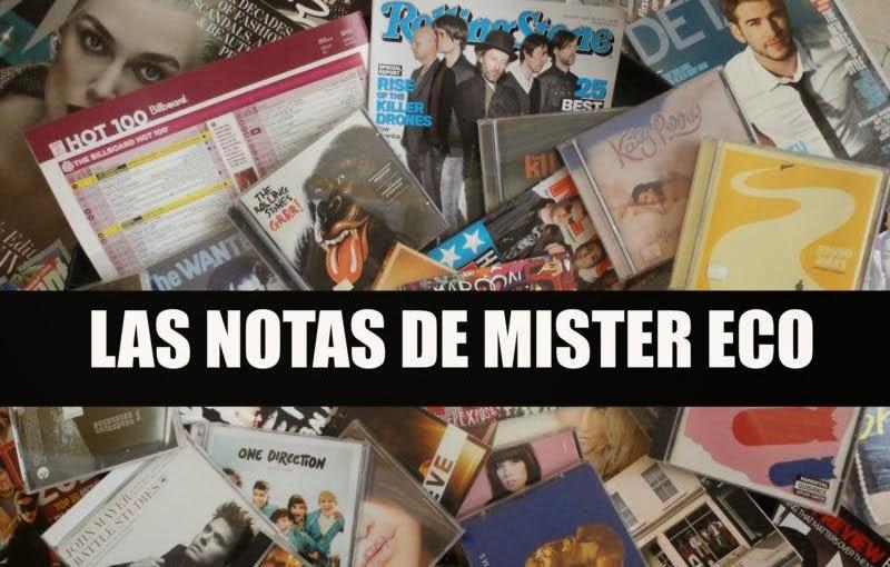 LAS NOTAS DE MISTER ECO