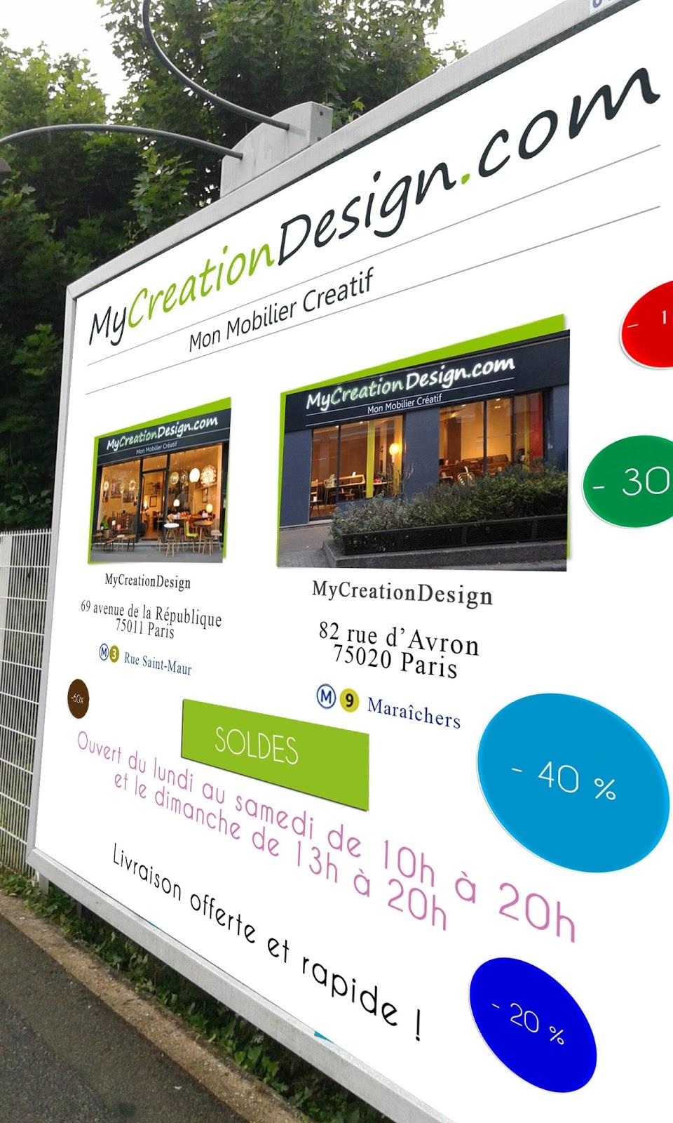 mobilier design les petits prix s. Black Bedroom Furniture Sets. Home Design Ideas