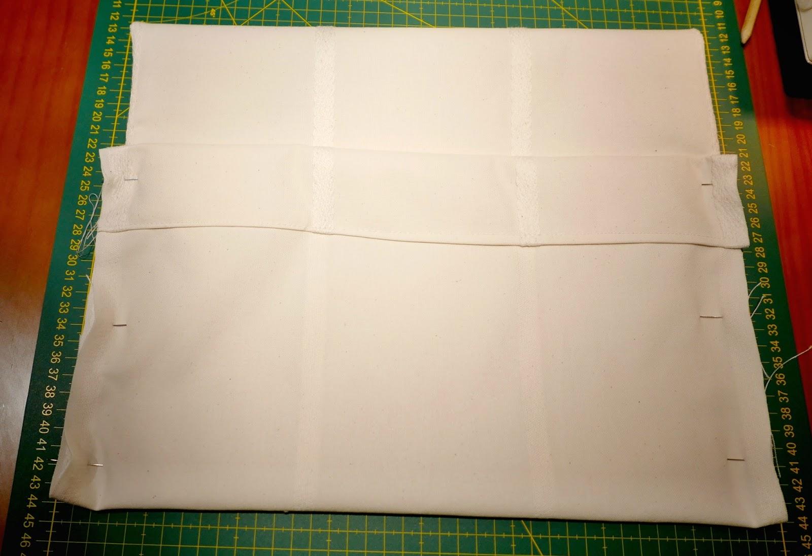 Curso de costura gratis: Cómo hacer una bolsa de tela - Handbox ...