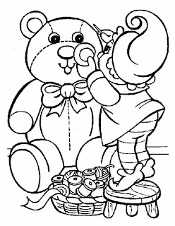 printable kids coloring pages for christmas