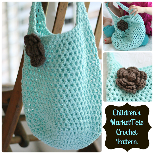 Beginners Crochet Bag Patterns : Learn to Crochet - 7 Fun, free crochet patterns for beginners!