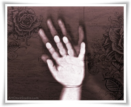 These Are Our Hands Art