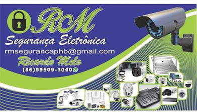 RCM Segurança Eletrônica