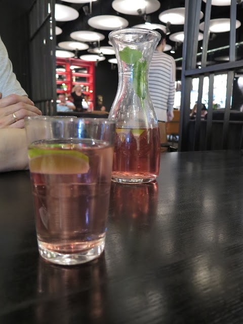 Maistas. Grill London Kaunas Mega