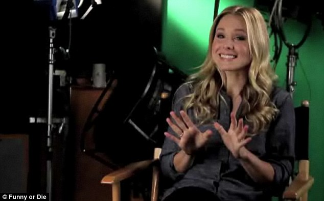 the celebrities 39 i have 214 tattoos 39 kristen bell gets a