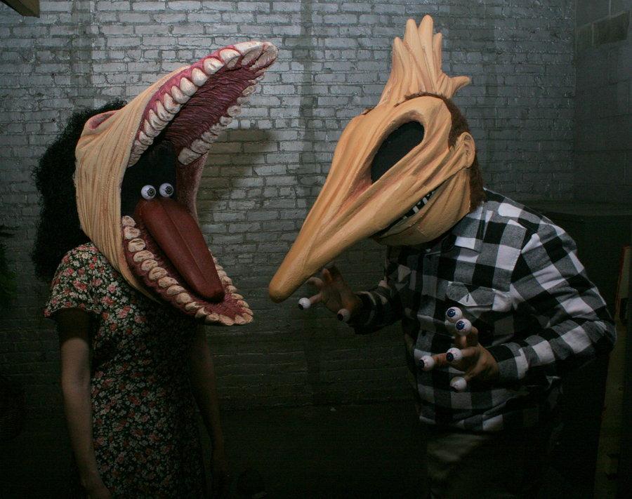Super Punch: Beetlejuice costume