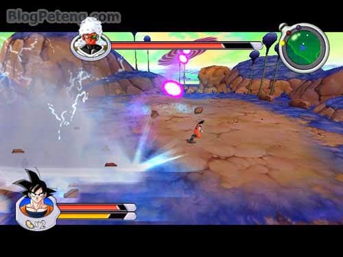 Dragon Ball Z Sagas Para Pc 1 Link Portable