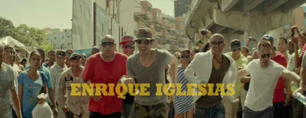 Enrique Iglesias - Bailando (feat. Luan Santana, Descemer Bueno & Gente de Zona)  Cover