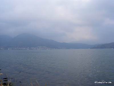 Cloudy and Humid Fethiye