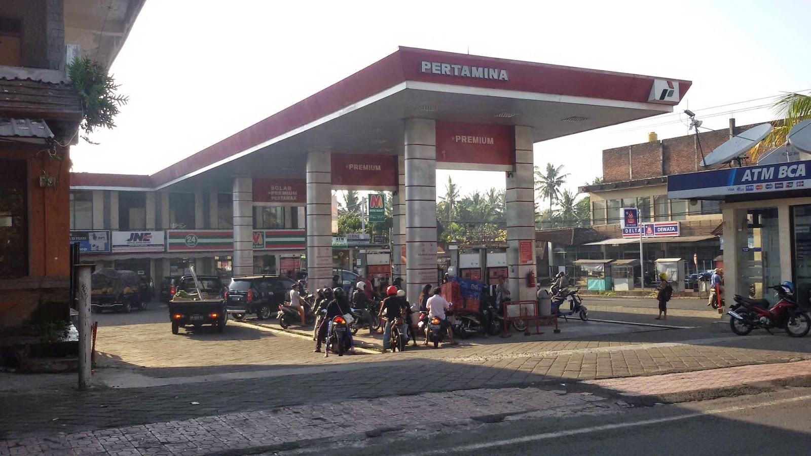 Petrol Station Ubud