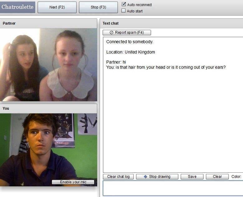 Chatroulette alternative spain