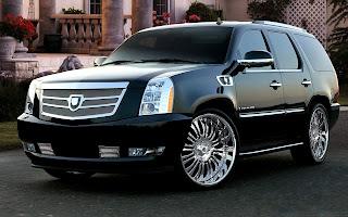 Black-Cadillac-Escalade-HD-For-Ipad