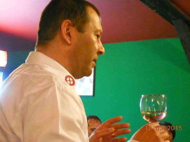 Nicolae Lintu de la Crama Oprisor