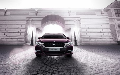 Citroen DS 5LS Launched in the Chinese Market (Video)