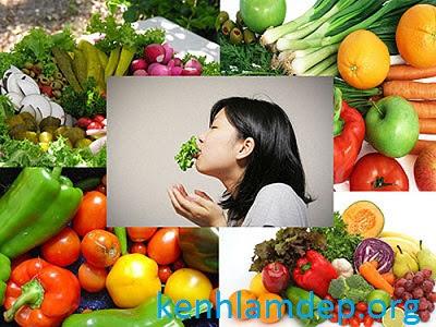 Ăn rau củ có khiến bạn tăng cân