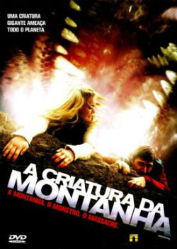 Ac Download   A Criatura da Montanha   Bluray 720p Dual Audio + DVD R
