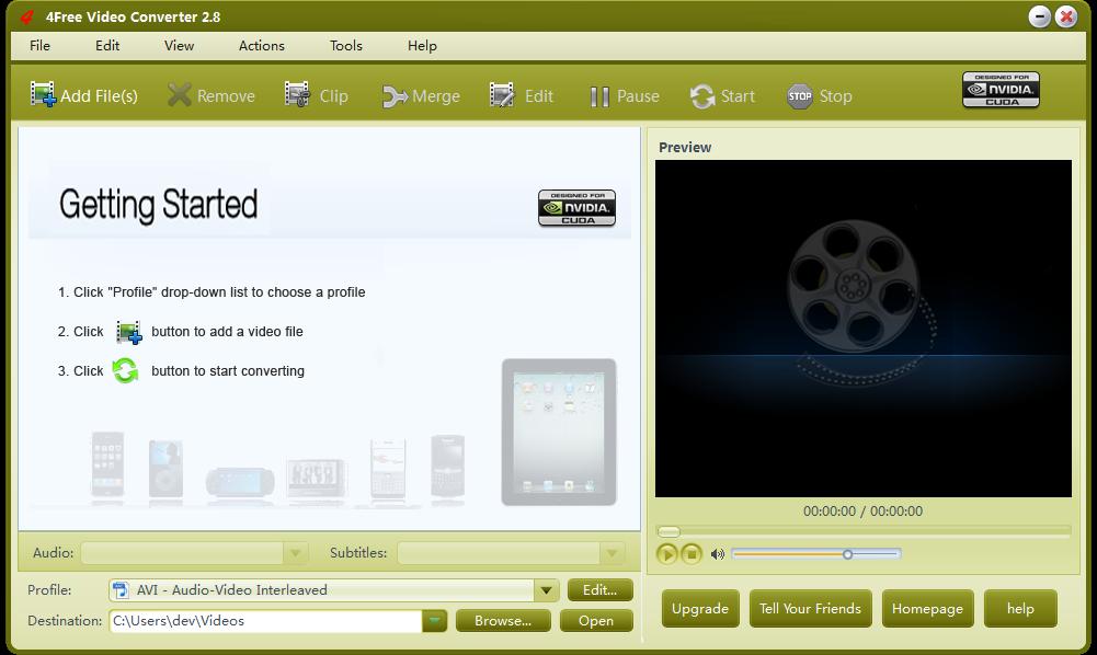 4Free-Video-Converter