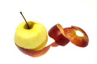 قشر التفاح في الغذاء قد يساعد لبناء العضلات