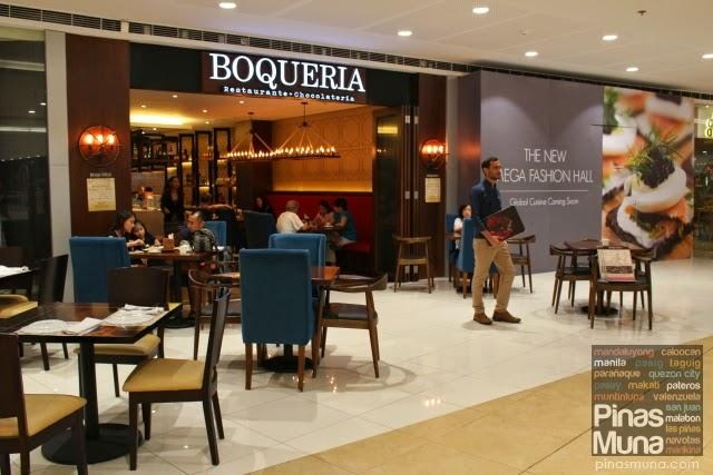 Boqueria at Mega Fashion Hall