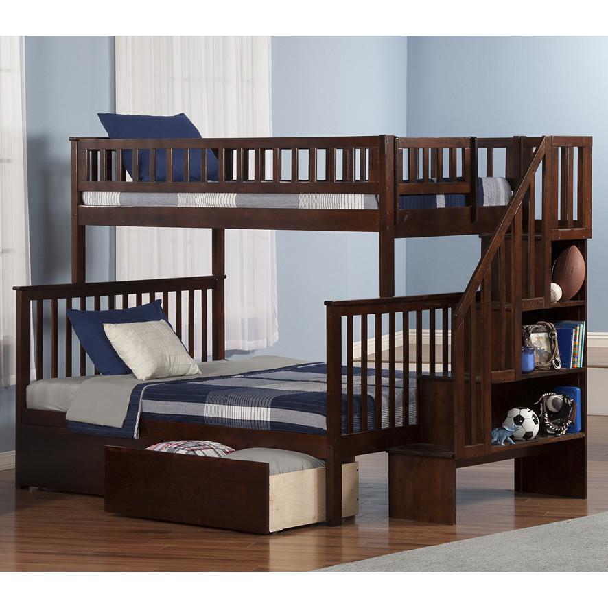 http://3.bp.blogspot.com/-n01rpAPmPfo/V4mLaszAQoI/AAAAAAAAAkM/9Lqd63BHUH86dq195wonvaj8otYuxPS3gCLcB/s1600/Atlantic-Furniture-Woodland-Twin-Over-Full-Bunk-Bed-with-2-Urban-Lifestyle-Bed-Drawers-and-Staircase-AB5674.jpg