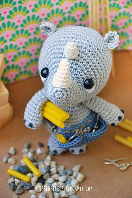 Star Wars Amigurumi Crochet Pattern Free : Airali design. Where is the Wonderland? Crochet, knit and ...