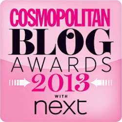 Love if you would vote for me in the Cosmo blog awards under Best New Fashion Blog