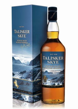 Talisker Skye Scotch whisky