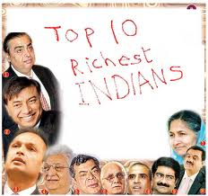 Top 20 Richest Men in India
