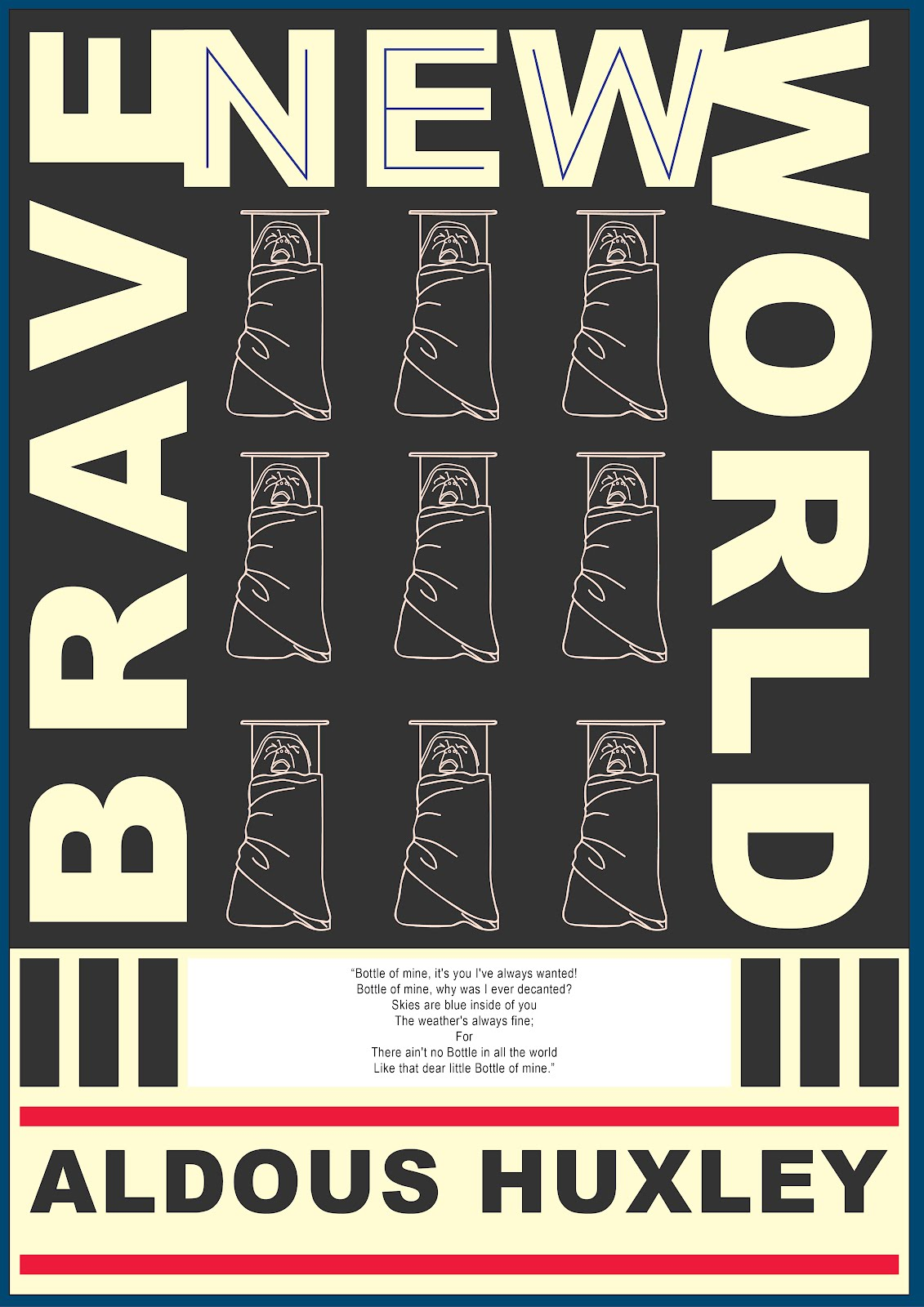 RadicalBoulevard: Not a Review - Brave New World by Aldous Huxley ...