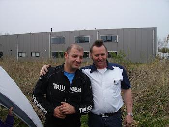 Kevin Carmichael & Britbike