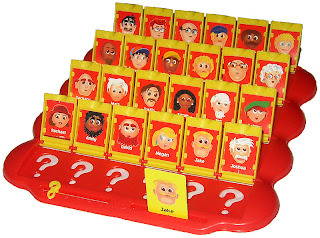 "Want to win ""Guess who?"" – Have an institutional neural network approach"