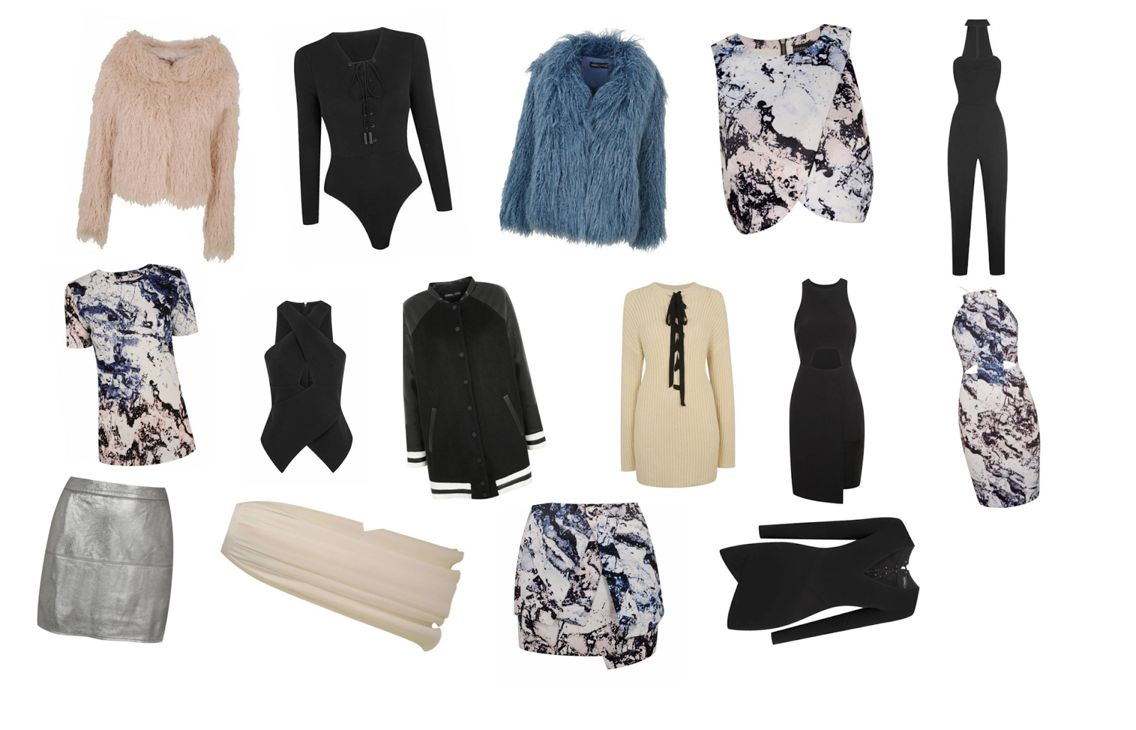 kendall and kylie topshop holiday collection