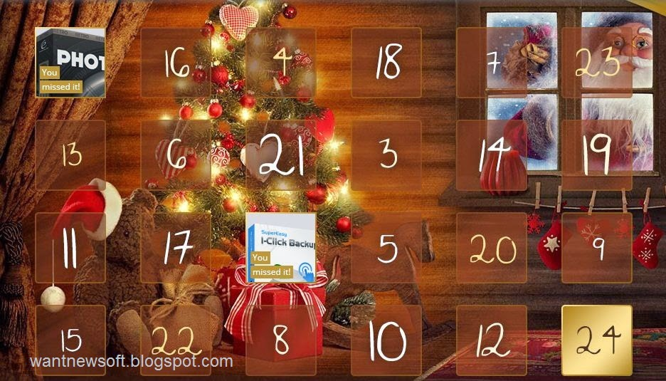 DownloadMix Advent Calendar 2014 Giveaways Offers image