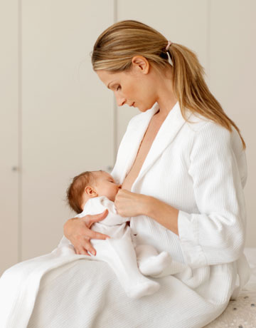 Pression sociale de l'allaitement: Je suis une mauvaise mère!