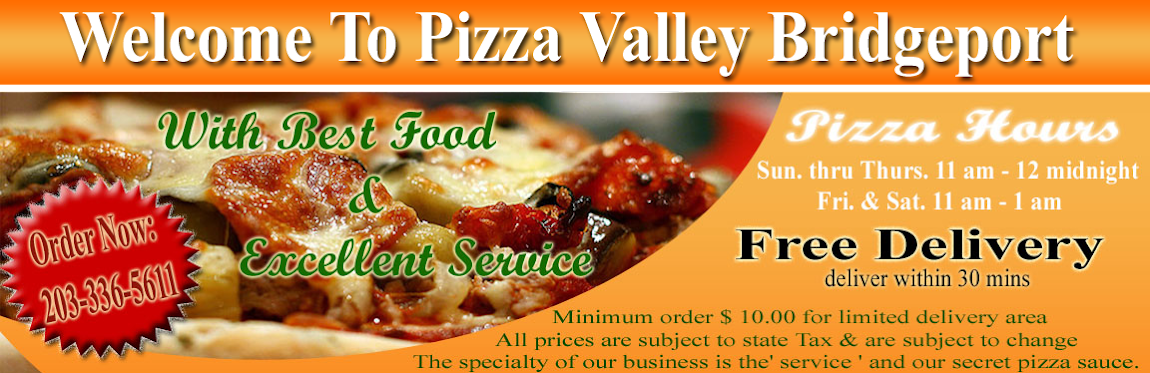 Pizza Valley Bridgeport