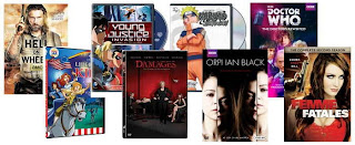 New shows on DVD this week, jul 16, 2013