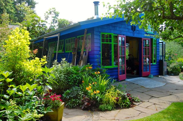 Garden Sheds Halifax delighful painted garden sheds ideas shabby chic shed roof paint