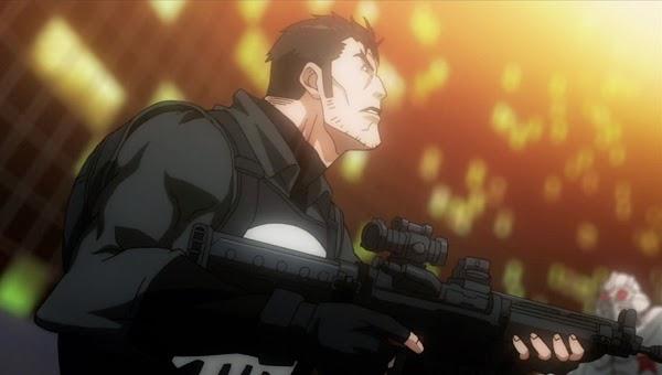 Punisher en Avengers Confidential (Los Vengadores: Justicia y Venganza)