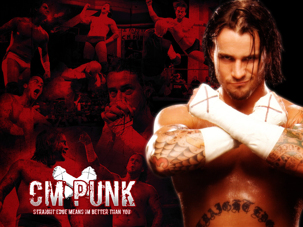 Download hits hot wwe cm punk wallpaper wwe cm punk wallpaper voltagebd Choice Image