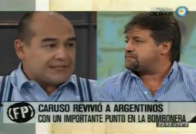 Caruso Lombardi vs Elio Rossi
