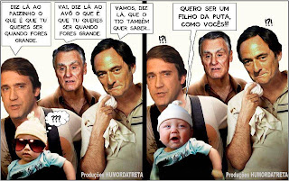 Paulo Portas BOY tachos