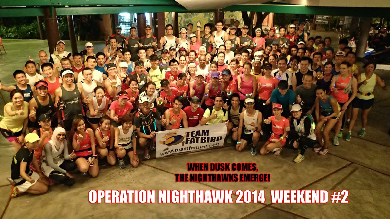 Ops NightHawk 2014: Maiden Night Mission