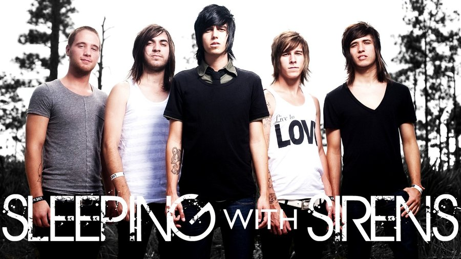SLEEPING WITH SIRENS ACOUSTIC Sleeping With Sirens Desktop Wallpaper