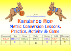 Kangaroo Metric Conversions