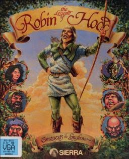 Conquests of the Longbow - The Legend of Robin Hood